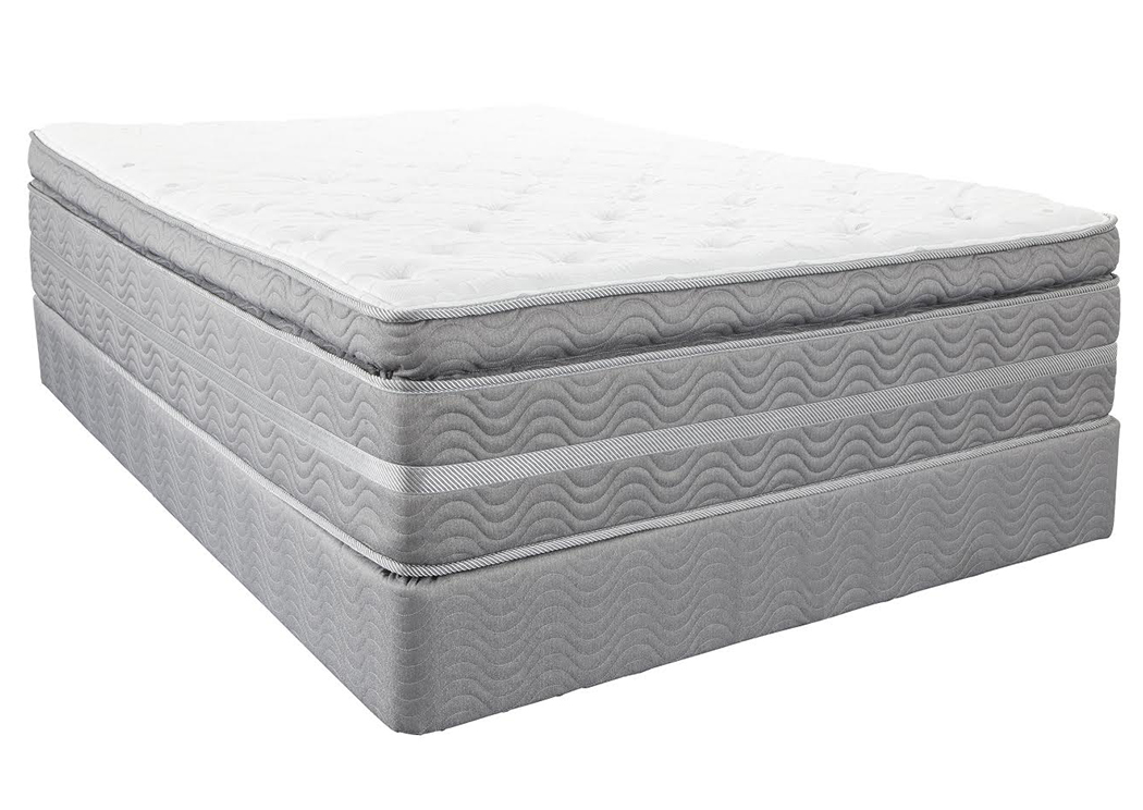 Sonata Super Pillow Top Queen Mattress,Southerland