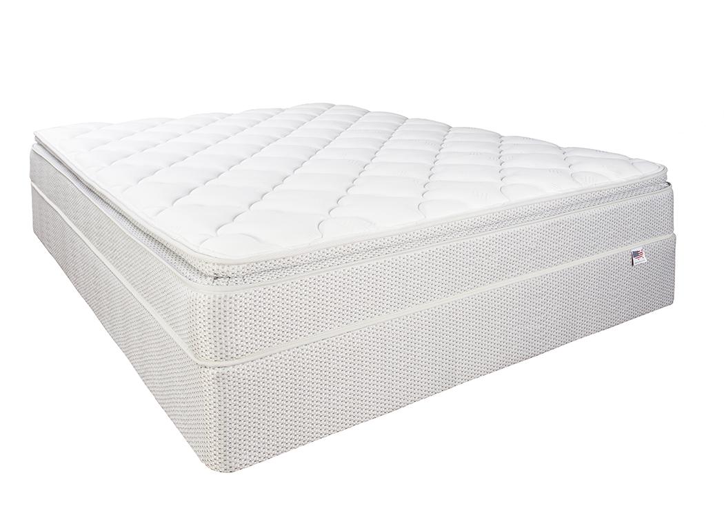 "Atlantic Bedding and Furniture Nashville 7"" Box Ryman"