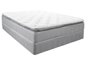Alto Pillow Top King Mattress
