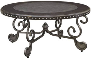 Jonidell Round Cocktail Table