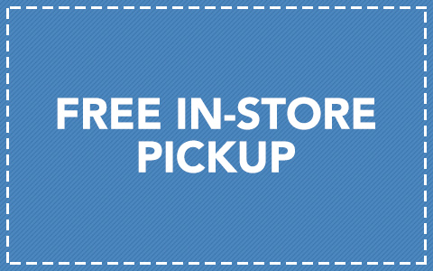 Free In Store Pickup Coupon