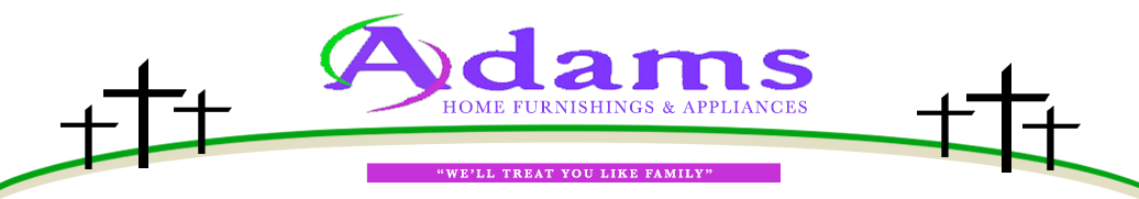 Adams Home Furnishings & Appliances