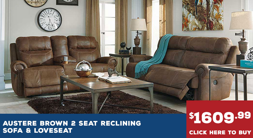 austere-brown-2-seat-reclining-sofa-loveseat