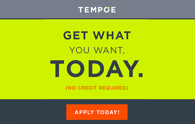 Tempoe Financing at Affordable Furniture To Go