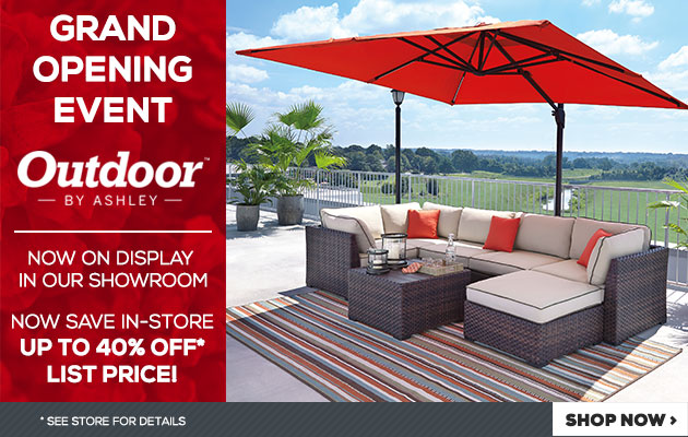 Designer Outdoor Furniture in Avon, MA