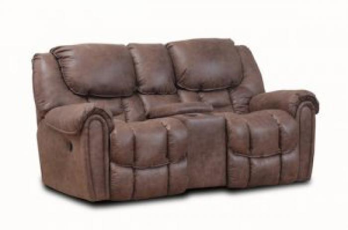 Rocking Loveseat With Console ~ Alabama furniture market del mar mocha rocking reclining