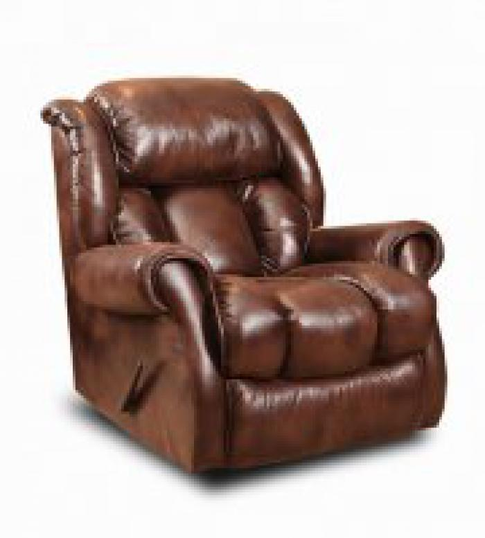 Alabama Furniture Market Cody Espresso Rocker Recliner