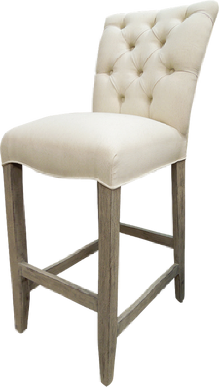 Alabama Furniture Market North Park Counter Height Stool In Toscano Grey