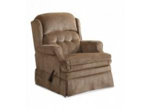 Virginia Camel Swivel Glider Recliner