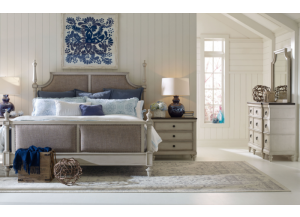 Brookhaven King Bed,Legacy Classic
