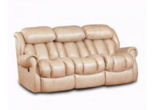 Cody Taupe Reclining Sofa