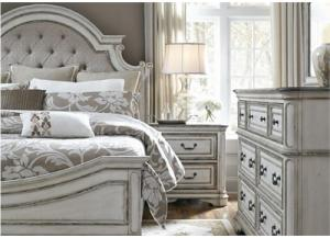 Magnolia Manor Queen Bedroom Set,Liberty Furniture