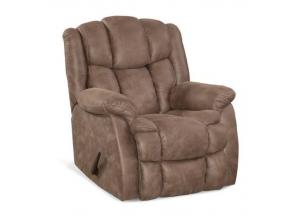 Renegade Tan Rocker Recliner