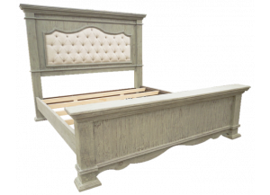 Urban Fifth Ave. King Bed in Toscano Grey