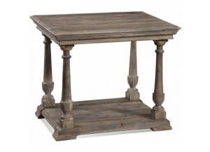 Pemberton Rectangular End Table