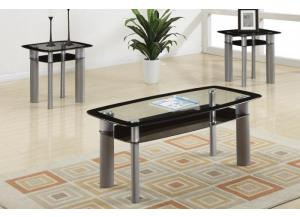 F3091 3 piece coffee table set