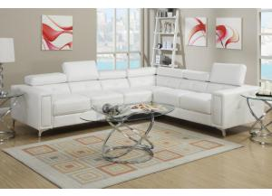 F7250 2 piece sectional sofa