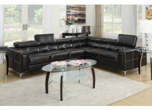 F7249 2 piece sectional sofa