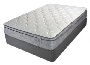 Dream Source Comfort Deluxe Full Mattress w/ Foundation