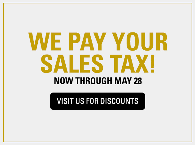 We Pay Your Sales Tax