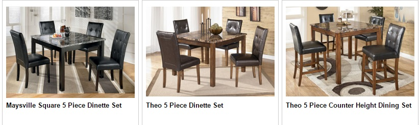 Shop for Contemporary Dining Room Furniture in Charleston