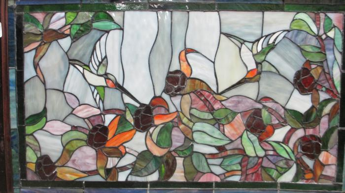 Stained Glass Windows,Architectural Salvage