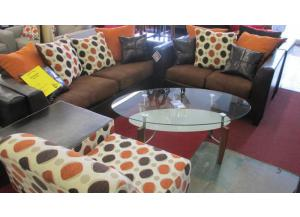 Pokadot Sofa and Love was $799.00  Now $599.00