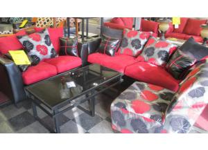 Miami Blood Sofa and Love $599.00