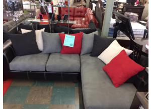 Sectional was $799.00  Now $499.00  Only 1 set left