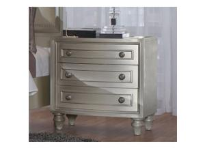 Hollywood Glitz Nightstand,Avalon Furniture