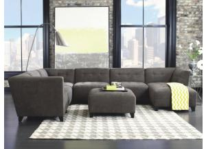Belaire Sectional,Jonathan Louis