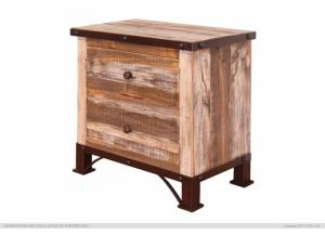 Antique Nightstand,International Furniture Direct