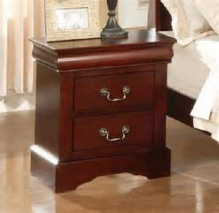 Louis Phillip Nightstand - 9180 Masters,Discount furniture
