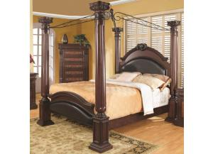 Grand Prado Collection Queen Bed,Coaster Fine Furniture