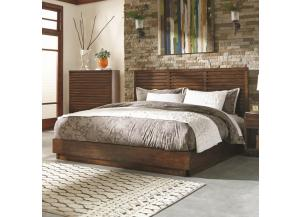 Avery Collection Queen Platform Bed,Coaster Fine Furniture
