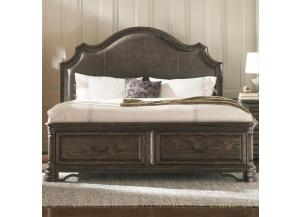 Carlsbad Queen Storage Bed,Coaster Fine Furniture