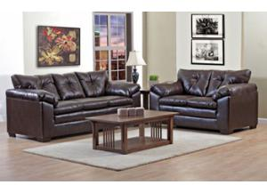 4300 Trinidad Sofa/Love Set,Discount furniture