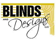 Blinds and Designs logo