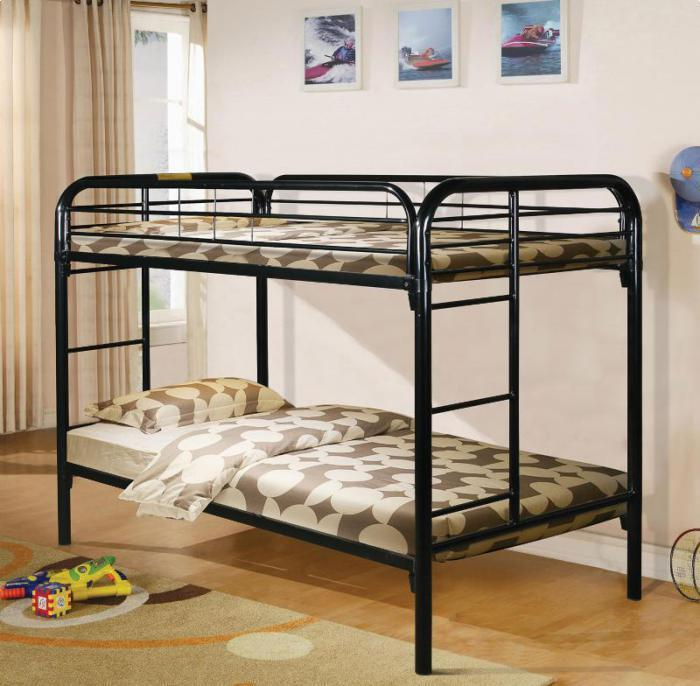 T/T Bunk bed,Brandywine Showcase