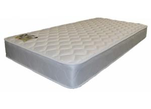 TWIN  SPINE CONTROL MATTRESS AND BASE