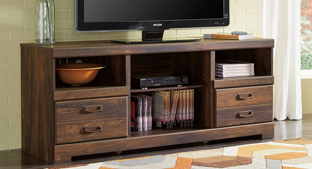 Quinden Large TV Stand