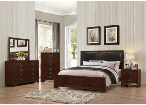 5177 Queen Package, Bed, Dresser, Mirror