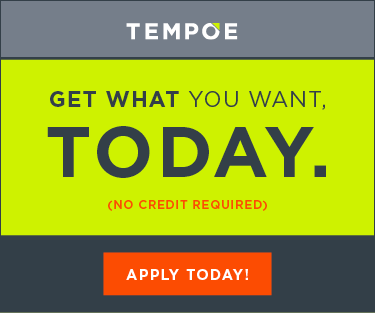 Apply Today, No Credit Required