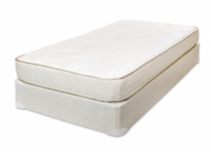King Chamberlain Mattress w/ Foundation