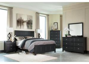 Ashley Prattfield Queen Bedroom Set