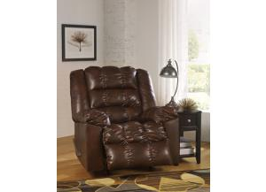 Ashley Hatton Java Recliner,Ashley Clearance