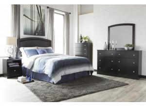 Emmafield 5pc Queen Bedroom Set