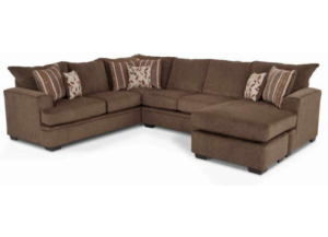 American Cornell Cocoa Sectional