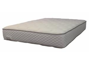 Belair Firm 2 Sided Queen Mattress w/ Foundation