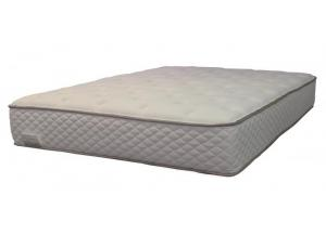 Belair 2 Sided Twin Mattress w/ Foundation